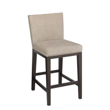 LAVEDA COUNTER STOOL LINEN