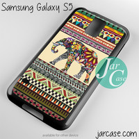 aztec Phone case for samsung galaxy S3/S4/S5