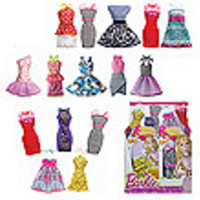Barbie Fashion Dress Doll Accessory Case