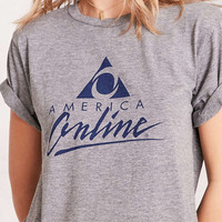 Altru Apparel AOL Tee - Urban Outfitters
