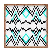 Elisabeth Fredriksson Wicked Valley Pattern 1 Square Tray