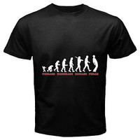 iOffer: Evolution Funny T Shirt Size s M L XL 2XL 3XL 4XL 5XL for sale