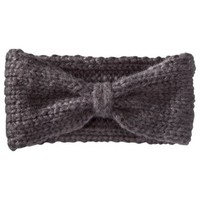 Mossimo Supply Co. Gray Bow Headband