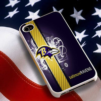 Baltimore Ravens 2  For iphone 4/4s, iphone 5/5s,iphone 5c, samsung s3 i9300, samsung s4 i9500, samsung S5 case in WingsKo