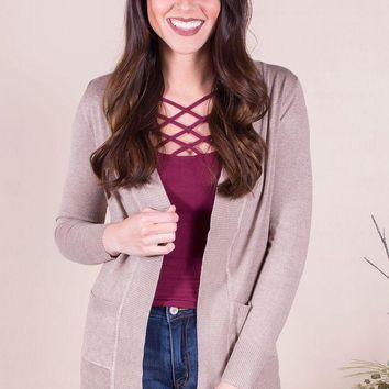 DCCKGE8 Your Favorite Cardigan - Multiple Options