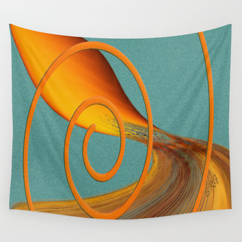 Color Me Bright Wall Tapestry by Ben And Raisa Gertsberg
