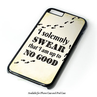 Harry Potter Quote iPhone 4 4S 5 5S 6 6 Plus Case and iPod Touch 4 5 Case
