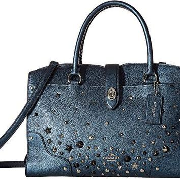 COACH Womens Star Rivets Mercer 30
