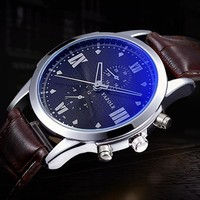 Men Watch Casual Quartz Watch [281919914013]