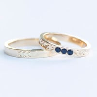 Custom – Wedding and Infinity Bands | Mociun