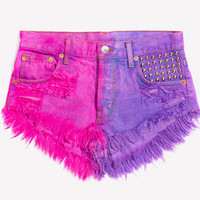 Malibu Barbie Purple Babe Shorts - Limited