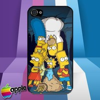 The Simpsons Treasure Trove iPhone 4 or iPhone 4S Case