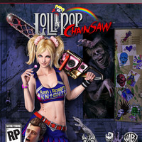 Lollipop Chainsaw (Sony PlayStation 3, 2012) Complete