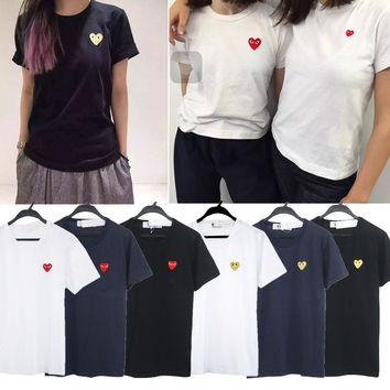 Casual Women's Fashion Short Sleeve T-shirts [11545339855]