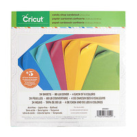 "Cricut Cardstock 12"" x 12"" Candy Shop >> Brand-New <<"