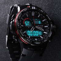 G Shock Style Waterproof Sports Military Watch