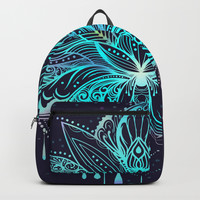Mandala Backpack by printapix