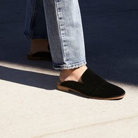 Free People Velvet At Ease Loafer