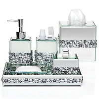 Ricci Vanity Collection - Vanity Set & Boutique Box | Bathroom Accessories | Z Gallerie
