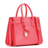 Sac De Jour Baby leather tote