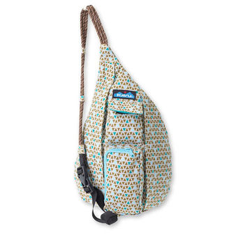 Monogrammed Kavu NEW Mini Rope Bag - Mini Specks | Monogram Crossbody Bag | Teens | kids | Outdoors Satchel | Gift for Her | Sling Bag