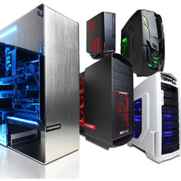 Walmart: CYBERPOWER PC 'Build Your Own' Gaming Desktop Bundle - Select Processor, Case, Memory, Hard Drive, and more