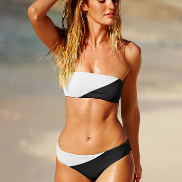 Colorblock Bandeau - Victoria's Secret