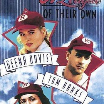Columbia TriStar Home Entertainment - A League Of Their Own Tom Hanks, Geena Davis, Madonna, Lori Petty, Jon Lovitz, David Strathairn, Garry Marshall, Megan Cavanaugh, Rosie O'Donnell, Renee Coleman