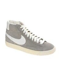 Nike Blazer Mid Grey Suede Trainers at asos.com