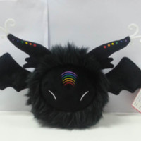 Rainbow Bat Plush from Spritelings