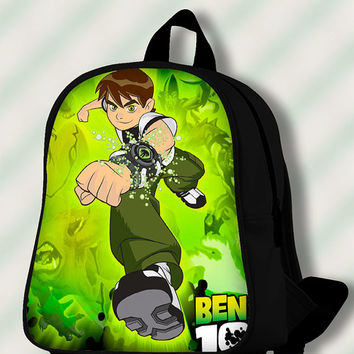 Ben 10 - Custom SchoolBags/Backpack for Kids.