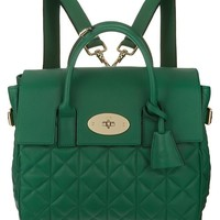 MULBERRY - Quilted leather shoulder bag | Selfridges.com
