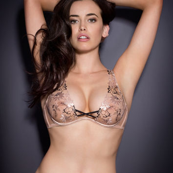 Autumn Winter 2014 by Agent Provocateur - Yoshie Bra