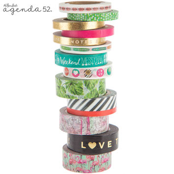 Watercolor Love Washi Tape Tube | Hobby Lobby | 1517655