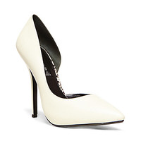 Steve Madden - NEWBEE WHITE LEATHER