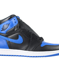 Air Jordan 1 I Men's Retro High OG Royal 2017 Release
