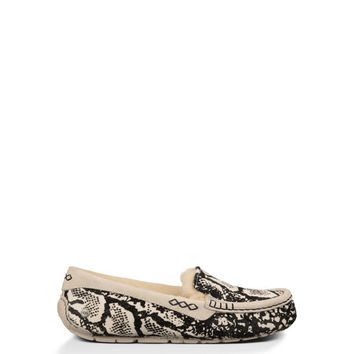 UGG® Official | Women's Ansley Exotic Snake Slippers | Beware of Fakes