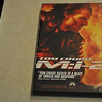 Mission: Impossible II (DVD, 2000, Checkpoint Security Tag)
