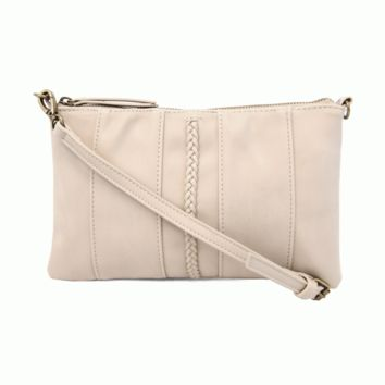 Leah Braided Convertible Crossbody Bag Joy Susan