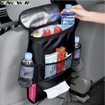 Onever Car Covers Seat Organizer