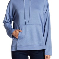 FOR THE REPUBLIC | Raw Edge Pullover Hoodie | Nordstrom Rack