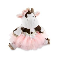 Baby Aspen Fancy Pants Plush Cow & Bloomer For Baby