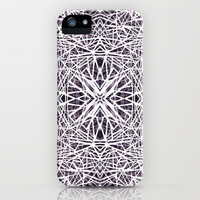 Black and white iPhone & iPod Case by Claudia Owen