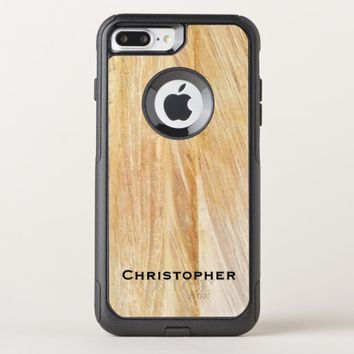 Light Brown Faux Stone OtterBox Commuter iPhone