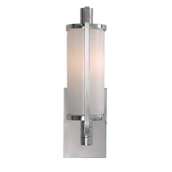 Visual Comfort and Company TOB2030CH-WG Chrome Keeley Pivoting Short Bath Light