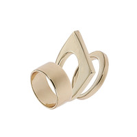 Mix Shape Stack Ring - New In This Week - New In - Topshop USA
