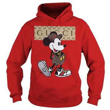 Official Gucci Mickey Mouse Shirt Hoodie