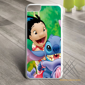 Lilo and Stitch  4 Custom case for iPhone, iPod and iPad