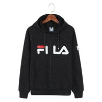 Boys & Men FILA Casual Top Sweater Pullover Hoodie