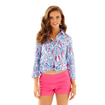 Cruiser Button Down Shirt - Lilly Pulitzer